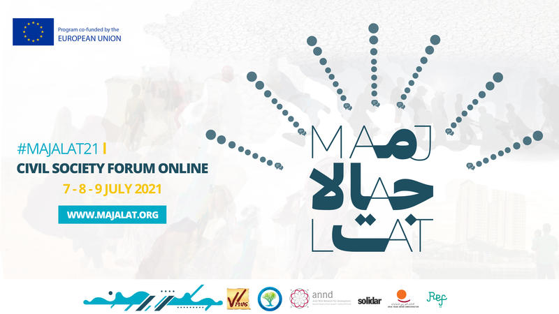 MAJALAT Organises Civil Society Forum 2021 with a focus on Policies and new Perspectives for the Southern Mediterranean