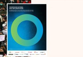 Progressing National SDGs Implementation Report 2021
