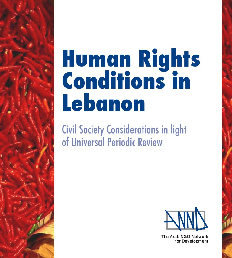 Human Rights Conditions in Lebanon