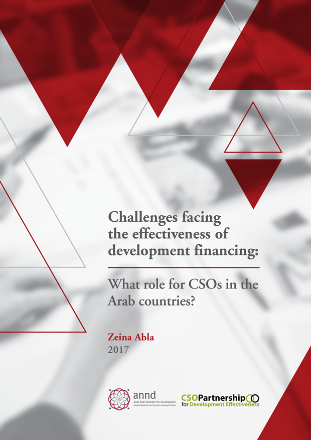 Challenges Facing the Effectiveness of Development Financing: What role for CSOs in the Arab countries?